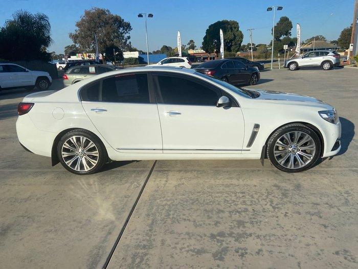 2015 Holden Calais V VF MY15 White