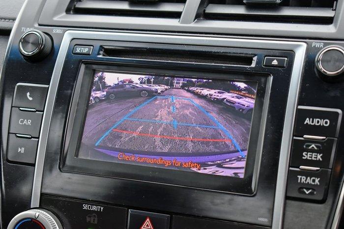 2013 Toyota Camry Atara S ASV50R Blue