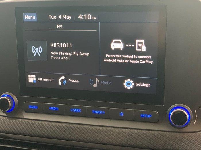 2021 Hyundai Kona Active OS.V4 MY21 Red