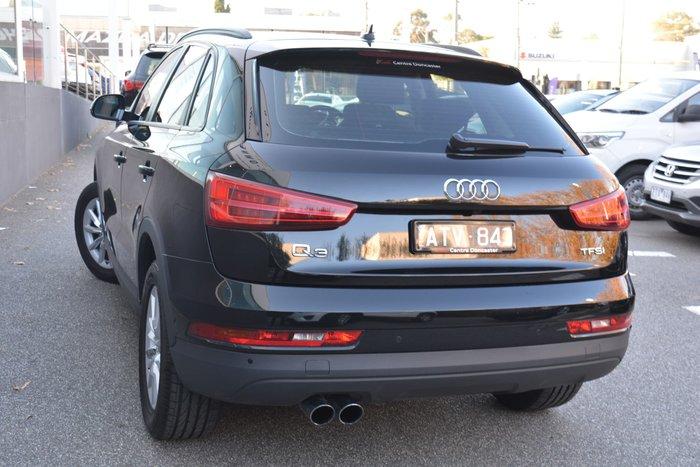 2018 Audi Q3 TFSI 8U MY18 Mythos Black
