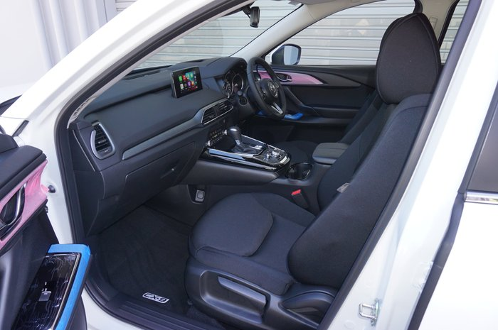 2020 Mazda CX-9 Sport TC Snowflake White Pearl
