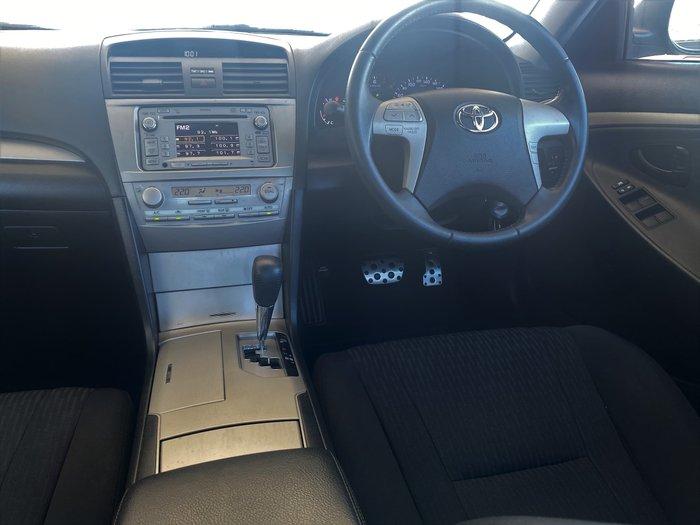 2010 Toyota Aurion AT-X GSV40R MY10 Liquid Metal
