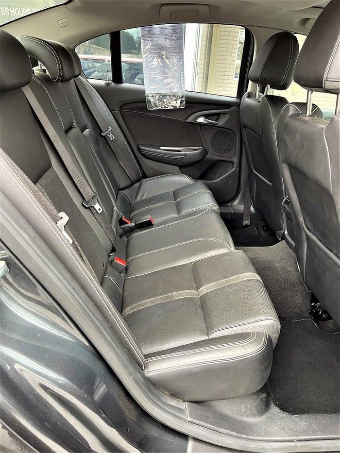 2017 Holden Calais V VF Series II MY17 Son of a Gun Grey