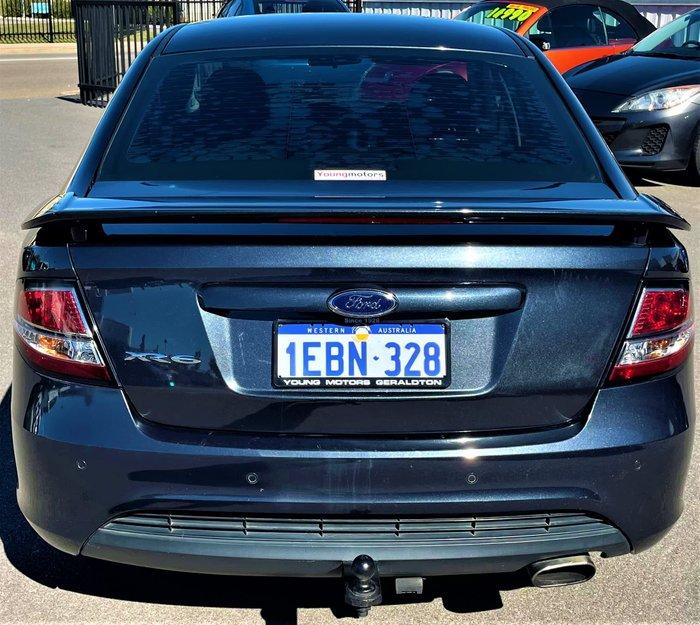 2012 Ford Falcon XR6 FG MkII Grey