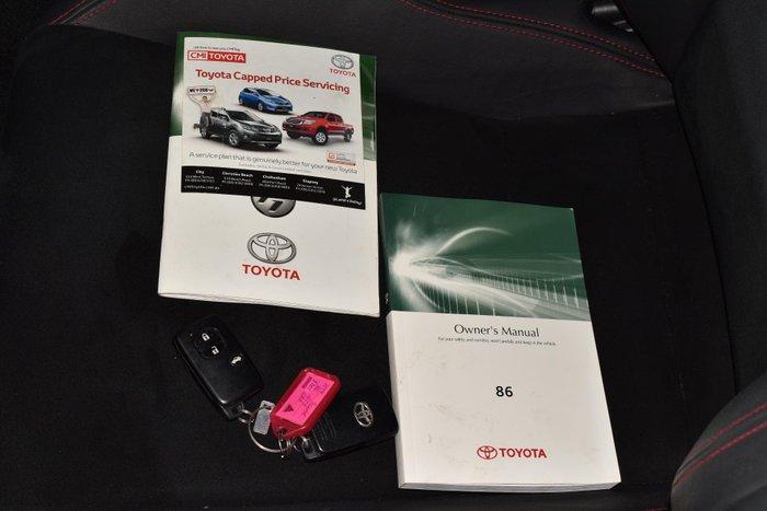 2014 Toyota 86 GTS ZN6 MY15 Ice Silver