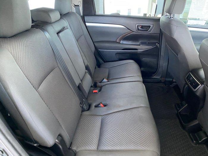 2017 Toyota Kluger GX GSU50R Predawn Grey
