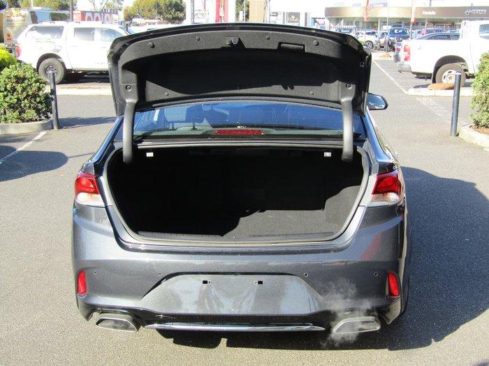 2018 Hyundai Sonata Active LF4 MY18 Grey