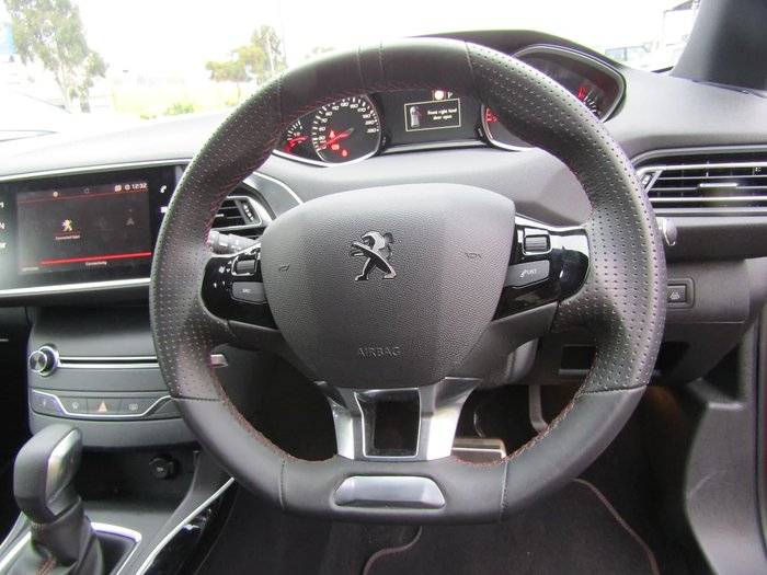 2019 Peugeot 308 GT Line T9 MY20 Red