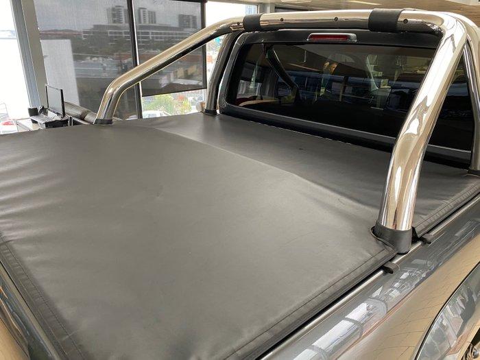 2019 Volkswagen Amarok TDI550 Sportline 2H MY19 4X4 Constant Indium Grey