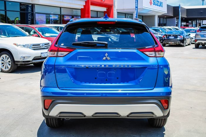2021 Mitsubishi Eclipse Cross LS YB MY21 Lightning Blue