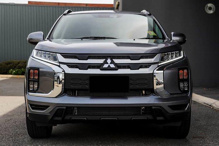2021 Mitsubishi ASX LS XD MY21 Titanium