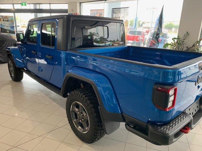2020 Jeep Gladiator Rubicon JT MY20 4X4 On Demand Blue