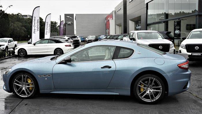 2020 Maserati GranTurismo Sport M145 MY20 Blue