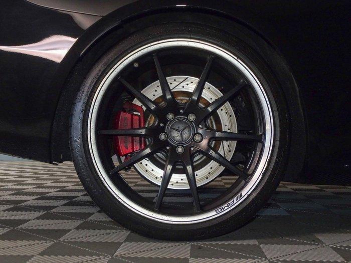 2017 Mercedes-Benz C-Class C63 AMG S C205 Obsidian Black