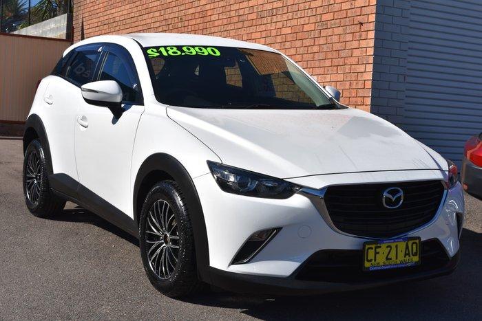 2015 Mazda CX-3 Neo DK Crystal White Pearl