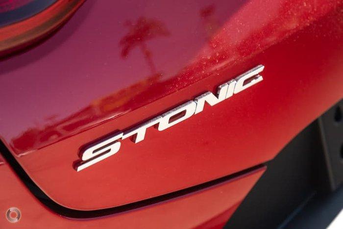 2021 Kia Stonic S YB MY21 Signal Red