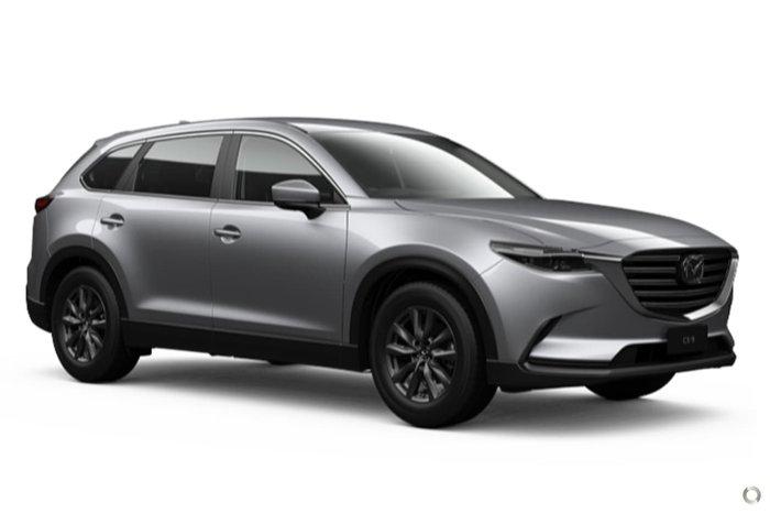 2021 Mazda CX-9 Sport TC Silver