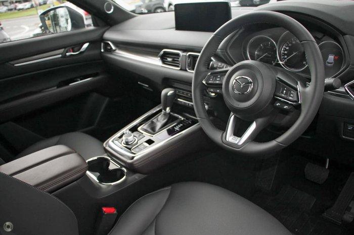 2021 Mazda CX-8 GT KG Series AWD White