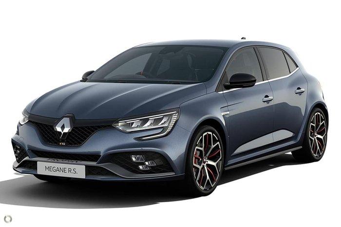 2021 Renault Megane R.S. Trophy BFB Titanium Grey