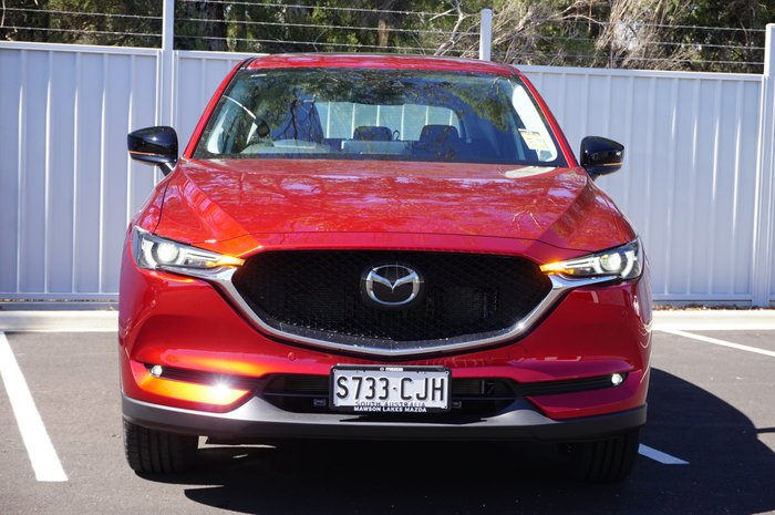 2021 Mazda CX-5 GT SP KF Series AWD Soul Red Crystal