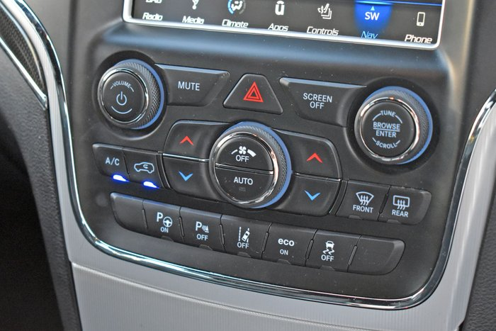2018 Jeep Grand Cherokee SRT WK MY18 4X4 On Demand Rhino