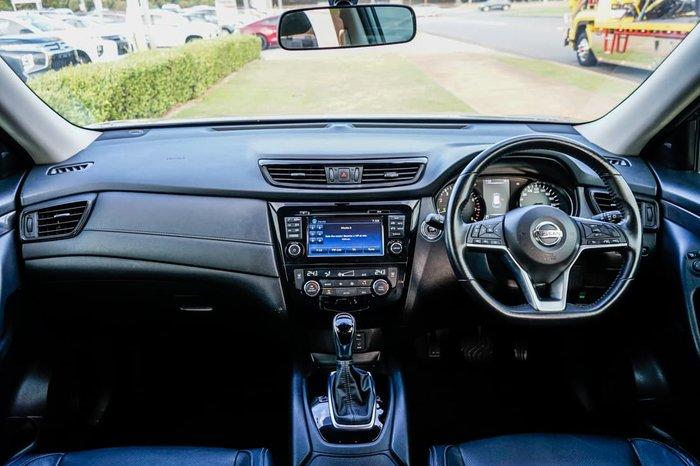 2018 Nissan X-TRAIL ST-L T32 Series II 4X4 On Demand Gun Metallic