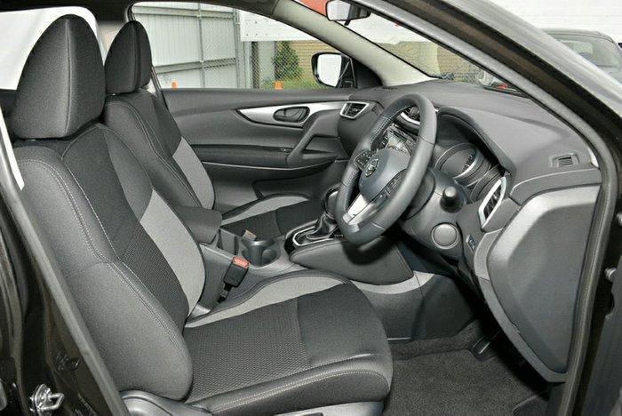 2020 Nissan QASHQAI ST J11 Series 3 MY20 PEARL BLACK