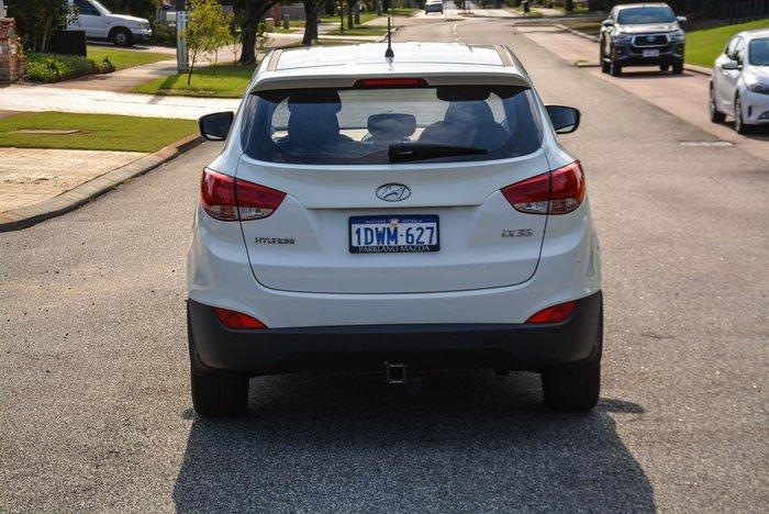 2012 Hyundai ix35 Active LM MY12 Vanilla White