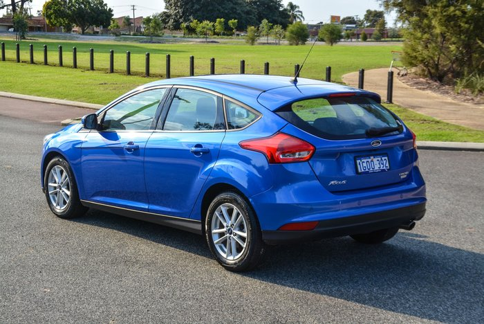 2018 Ford Focus Trend LZ Winning Blue