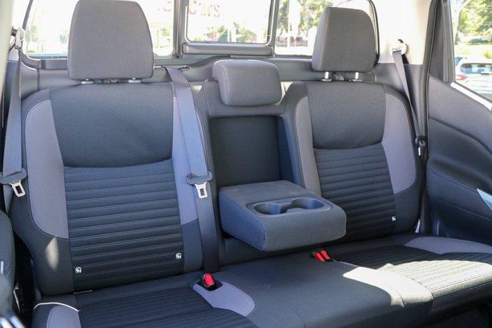 2021 Nissan Navara ST D23 SOLID WHITE