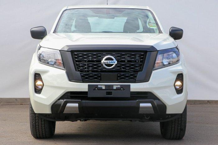 2021 Nissan Navara SL D23 4X4 Dual Range WHITE PEARL
