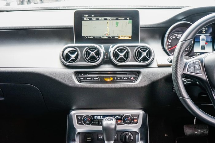2020 Mercedes-Benz X-Class X250d Power 470 4X4 Dual Range White