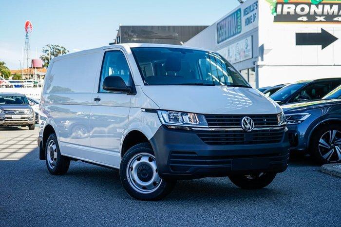 2021 Volkswagen Transporter TDI450 T6.1 MY21 Candy White