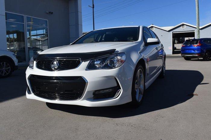 2016 Holden Commodore SV6 VF Series II MY16 White
