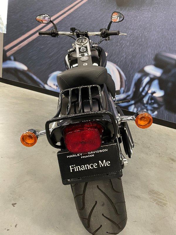 2011 Harley-davidson FXST SOFTAIL STANDARD Black