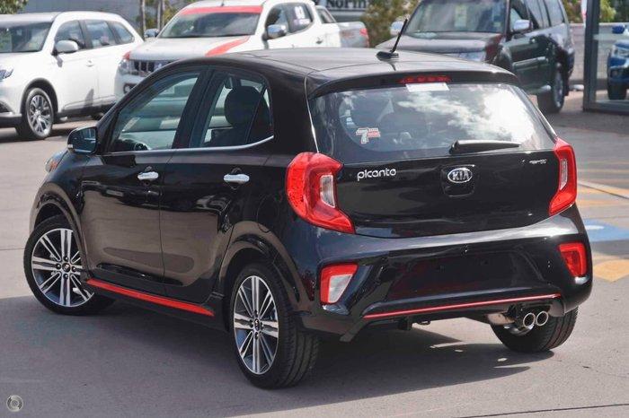 2020 Kia Picanto GT-Line JA MY20 Black