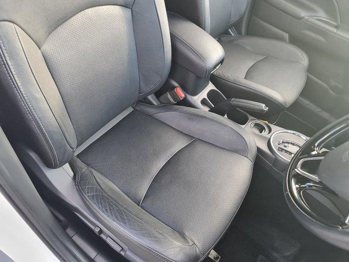 2016 Mitsubishi ASX XLS XB MY15.5 White