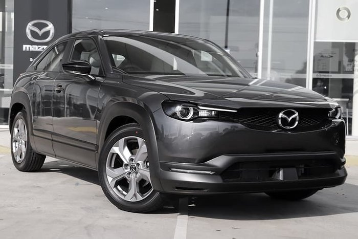 2021 Mazda MX-30 G20e Touring DR Series Machine Grey