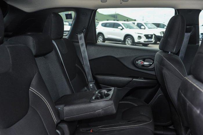 2016 Jeep Cherokee Longitude KL MY16 4X4 On Demand Silver