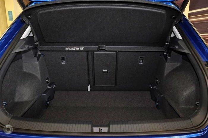 2021 Volkswagen T-Roc 110TSI Style A1 MY21 Ravenna Blue