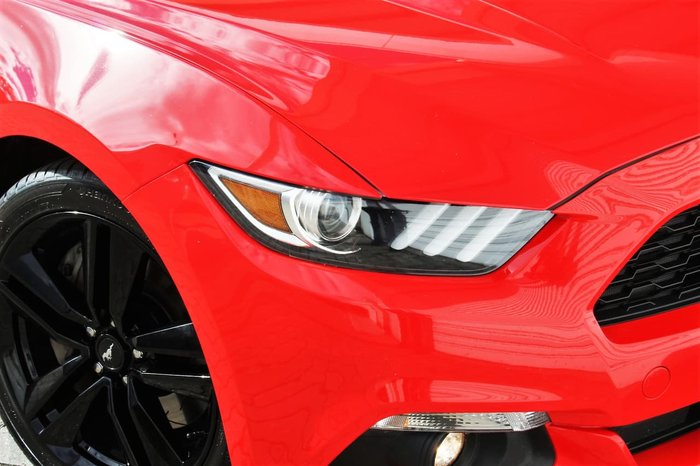 2016 Ford Mustang FM Red