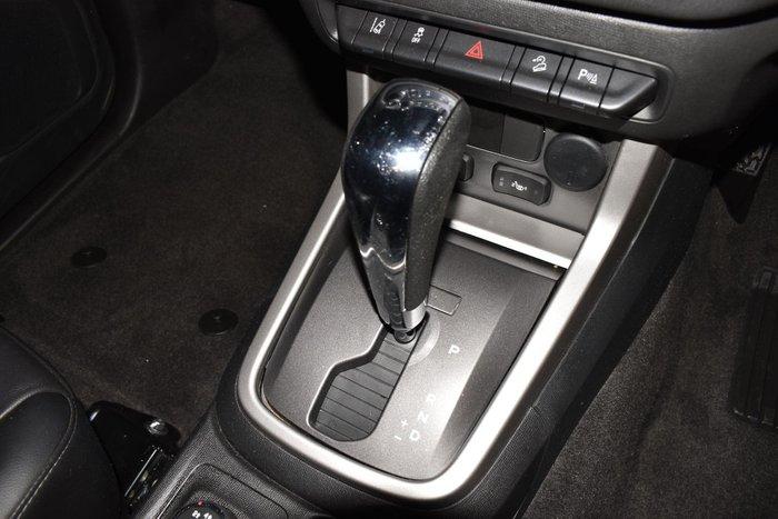 2017 Holden Colorado Z71 RG MY18 4X4 Dual Range Mineral Black
