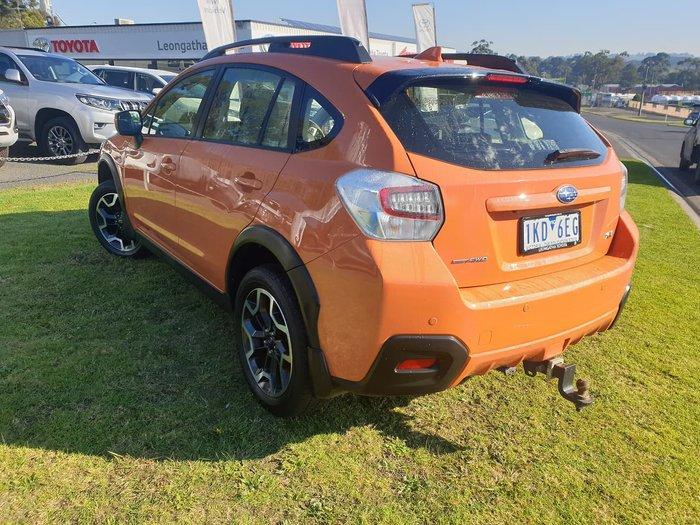 2017 Subaru XV 2.0i-L G4X MY17 AWD Orange