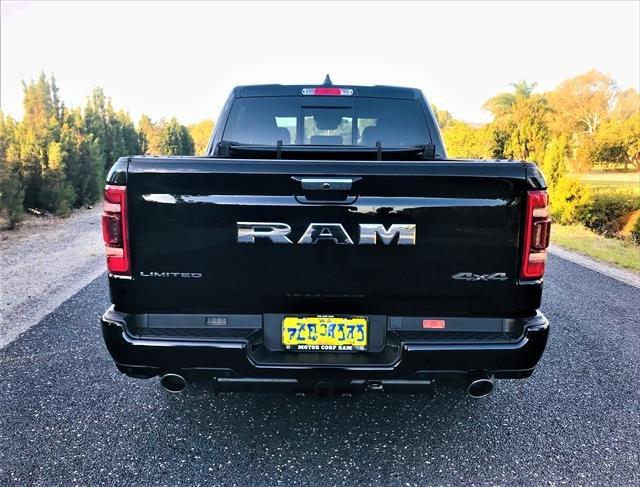 2021 RAM LARAMIE 1500 RAMBOX RAM 1500 LIMITED R/BOX LAUNCH EDITION Diamond Black