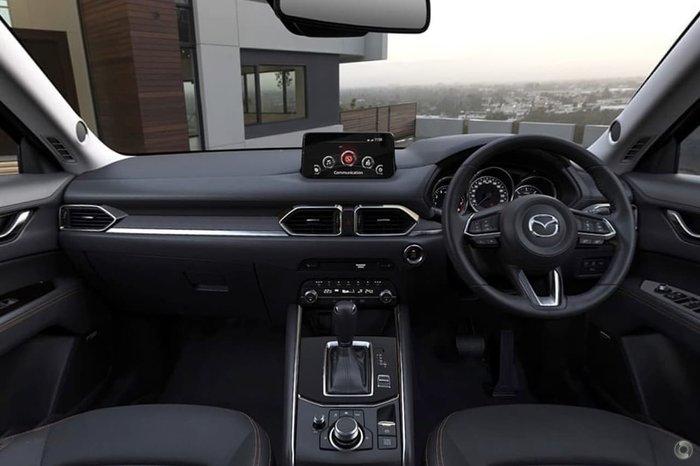 2020 Mazda CX-5 GT KF Series AWD White