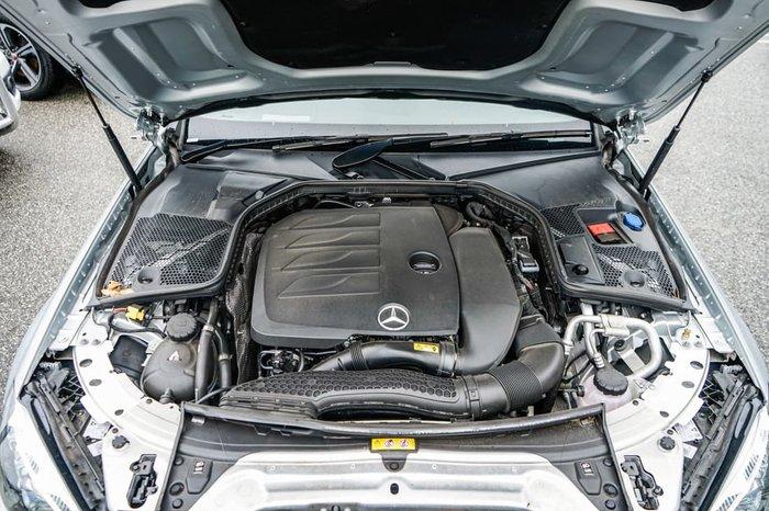 2019 Mercedes-Benz C-Class C200 C205 Silver