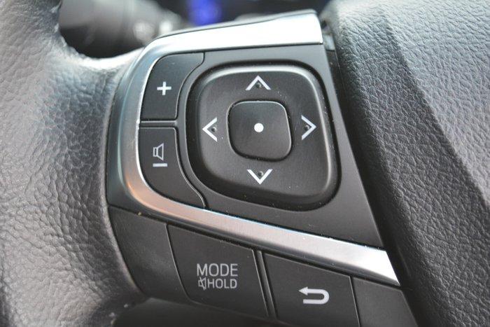 2016 Toyota Camry Atara SX ASV50R Graphite
