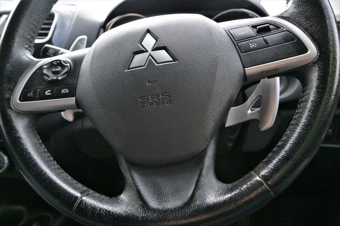 2014 Mitsubishi ASX XLS XB MY15 Titanium