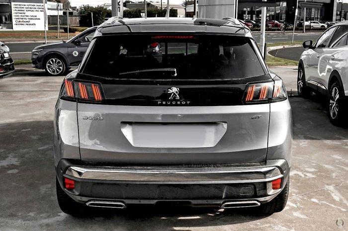 2021 Peugeot 3008 GT P84 MY21 Grey