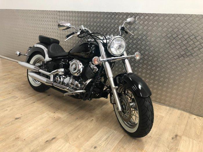 2017 Yamaha XVS650A V-STAR CLASSIC Black